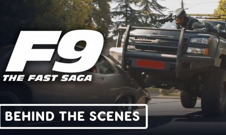 """F9: Fast & Furious 9 – Official """"Truck Flip"""" Behind the Scenes (2021) Sung Kang, Michelle Rodrguez"""