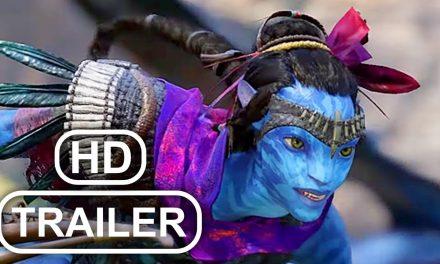AVATAR Trailer NEW (2022) 4K ULTRA HD Action