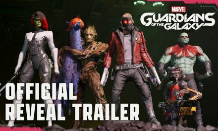 Marvel's Guardians of the Galaxy | Official Reveal Trailer