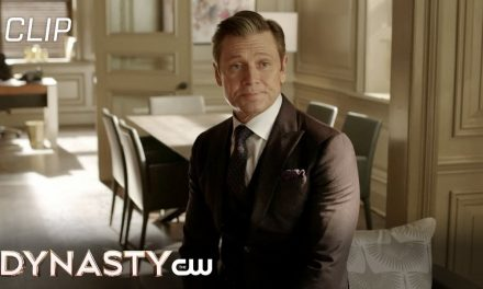Dynasty | Season 4 Episode 6 | Fallon Shows Blake The Ropes Scene | The CW