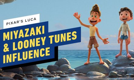 How Pixar's Luca Animation Was Influenced by Miyazaki and Looney Tunes