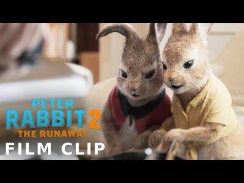 PETER RABBIT 2: THE RUNAWAY Clip – Sparkling or Still