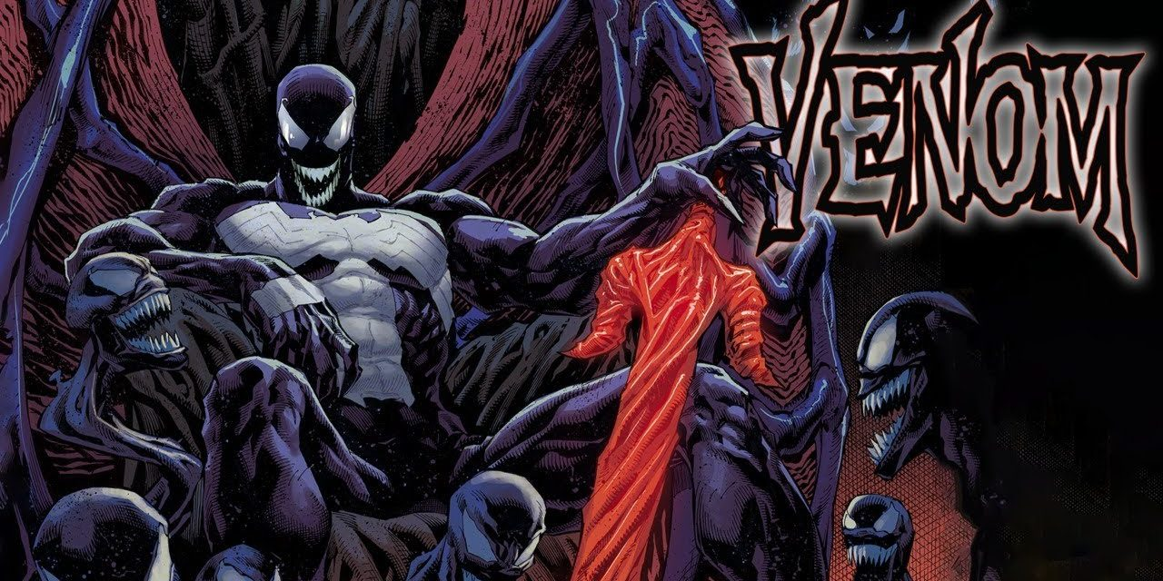 Donny Cates & Ryan Stegman Bid Farewell to Venom | Marvel Comics