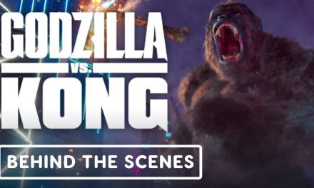 Godzilla vs. Kong – Exclusive Epic Battle Behind the Scenes Clip (2021)
