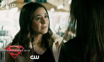 Superman & Lois | Season 1 Episode 10 | Lana's Responsibility Scene | The CW