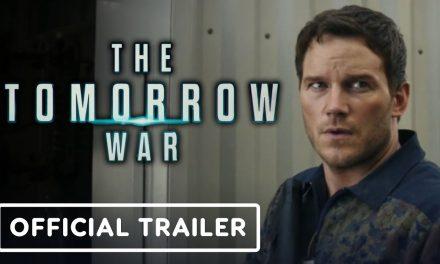 The Tomorrow War – Official Final Trailer (2021) Chris Pratt, Yvonne Strahovski, J.K. Simmons
