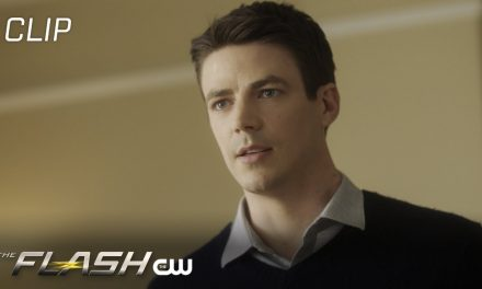 The Flash | Season 7 Episode 13 | Barry Gets Trapped In The Mindscape Scene | The CW