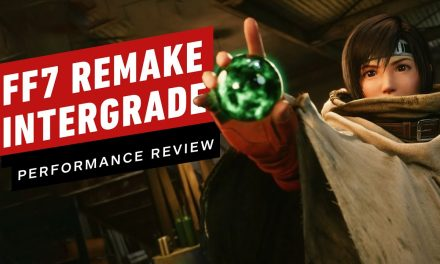 Final Fantasy 7 Remake Intergrade PS5 vs PS4 – Performance Review