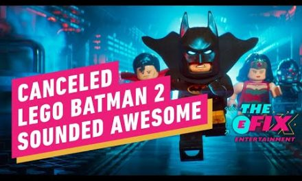 Canceled Lego Batman 2 Movie Was Too Good to Be True – IGN The Fix: Entertainment