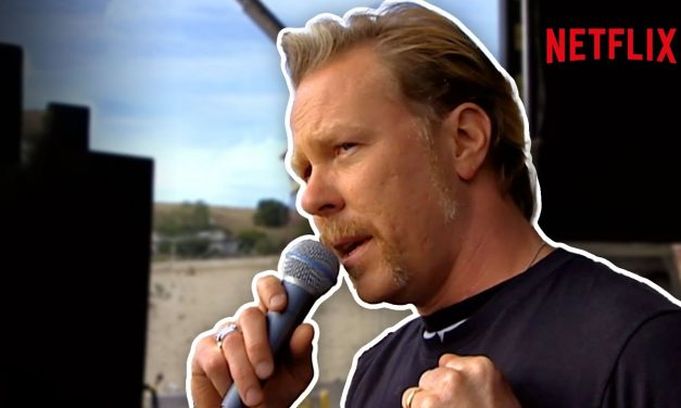 Metallica's Speech To San Quentin Prisoners (2003)   Metallica: Some Kind Of Monster   Netflix