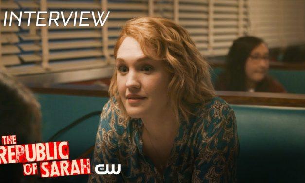 "The Republic of Sarah   Hope Lauren ""Corinne Dearborn""   The CW"