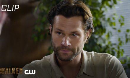 Walker | Season 1 Episode 14 | Walker Begins A New Chapter Scene | The CW