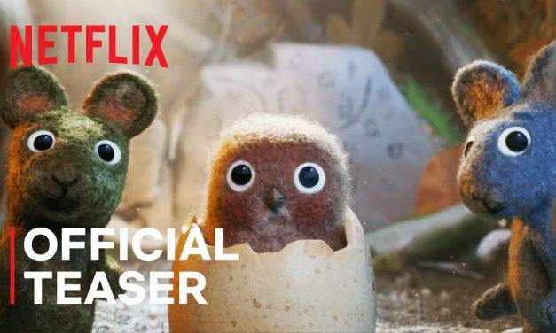 Robin Robin   Official Teaser   Netflix