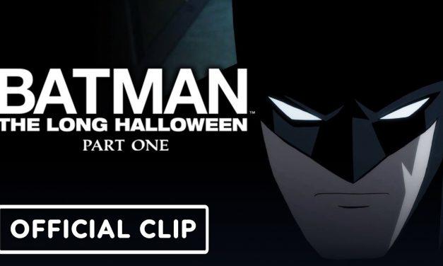 Batman: The Long Halloween, Part One – Official Arkham Asylum Clip
