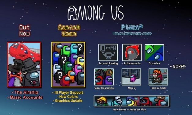Among Us reveals content roadmap with new map, player count increase, and more