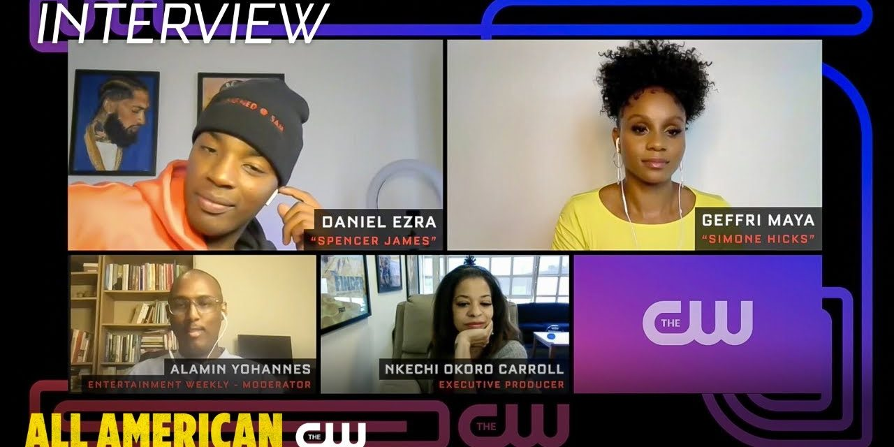 All American   All American CW Virtual Fan Event   The CW