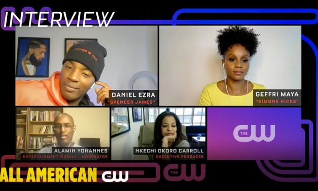 All American | All American CW Virtual Fan Event | The CW