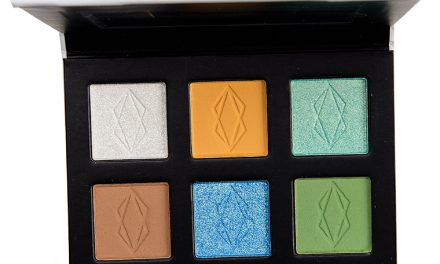 Lethal Cosmetics Roots Eyeshadow Palette Review & Swatches