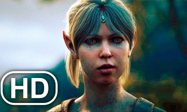 THE ELDER SCROLLS Full Movie (2021) 4K ULTRA HD Action Werewolf Vs Dragons All Cinematics Trailers