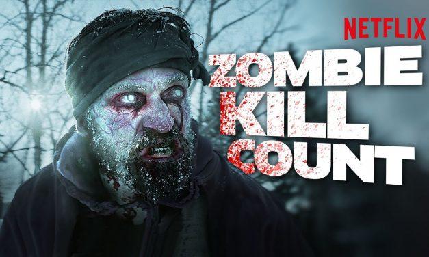 Every Zombie Kill in Black Summer   Netflix
