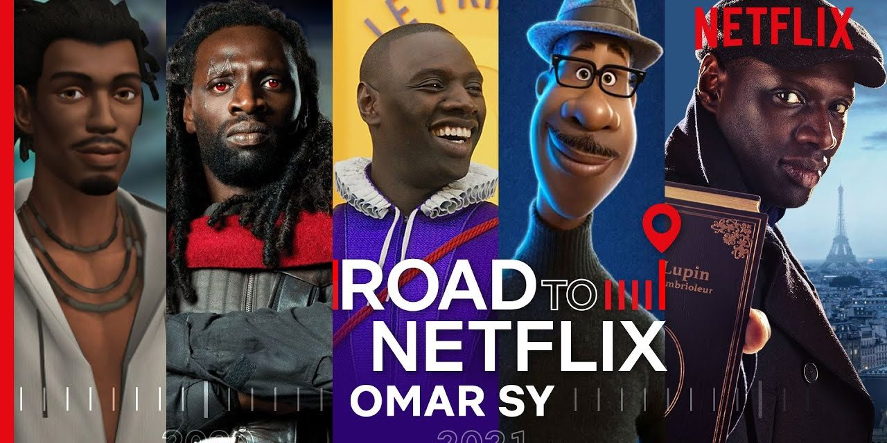 Omar Sy's Incredible Career So Far | From The Intouchables to Jurassic World to Lupin!