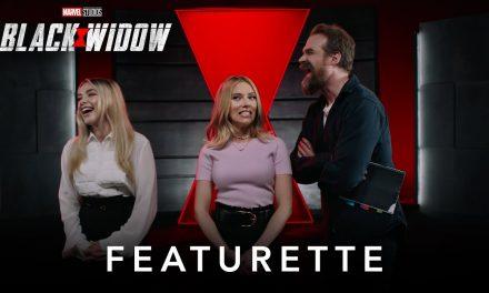 Dad Jokes Featurette   Marvel Studios' Black Widow
