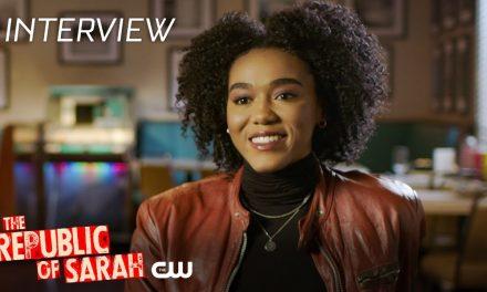 "The Republic of Sarah   Nia Holloway ""Amy AJ Johnson""   The CW"