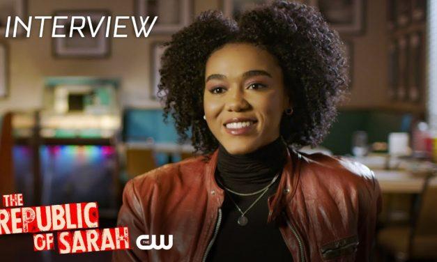 "The Republic of Sarah | Nia Holloway ""Amy AJ Johnson"" | The CW"