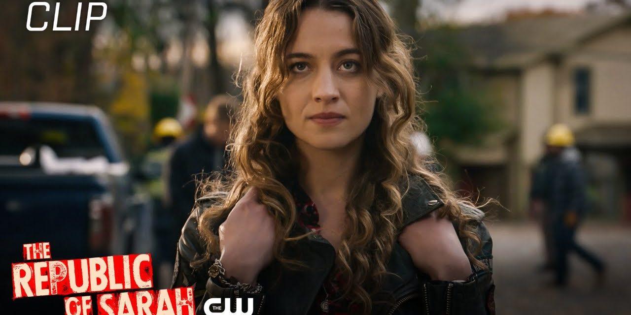 The Republic of Sarah | Season 1 Episode 1 | Sarah Stops A Bulldozer Scene | The CW