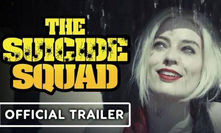 The Suicide Squad – Official Trailer #3 (2021) Margot Robbie, Idris Elba, John Cena