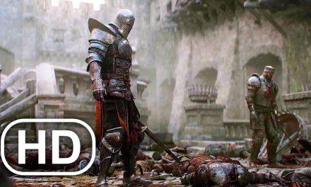 VIKINGS VS EVIL VIKINGS Fight Scene Full Battle (2021) For Honor Cinematic 4K ULTRA HD