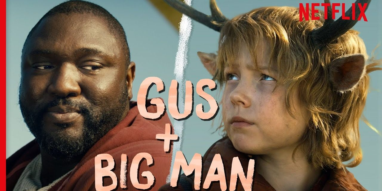 Gus and Big Man's Best Moments | Sweet Tooth | Netflix