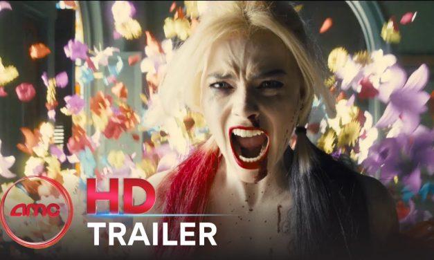 THE SUICIDE SQUAD – Trailer (Margot Robbie, Idris Elba, John Cena)   AMC Theatres 2021