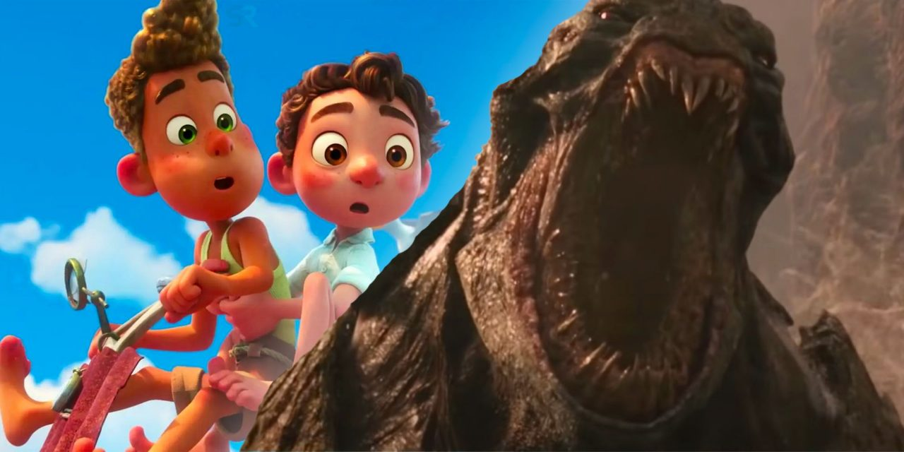 Luca's Original Ending Had A Giant Kraken | Screen Rant