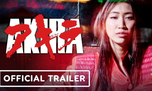 Akira Limited Edition Leather Jacket – Official Trailer