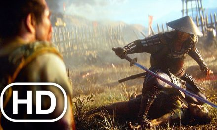 SOULSBORNE Full Movie Cinematic (2021) 4K ULTRA HD Samurai Monster Action