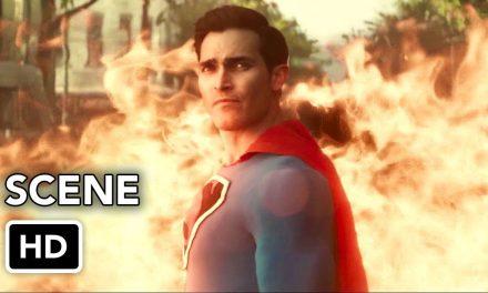 """Superman & Lois 1×11 """"Superman Saves Lois Lane"""" Flashback Scene (HD)"""