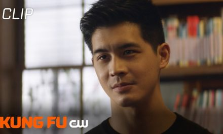 Kung Fu | Season 1 Episode 9 | Evan Helps Nicky And Henry Scene | The CW