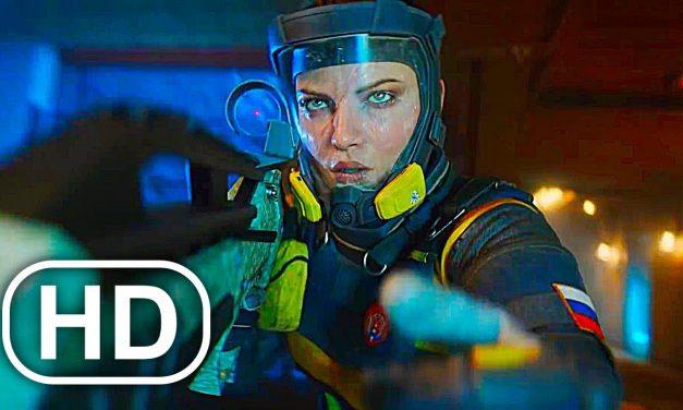 RAINBOW SIX Full Movie Cinematic (2021) 4K ULTRA HD Military Shooter All Cinematics Trailers