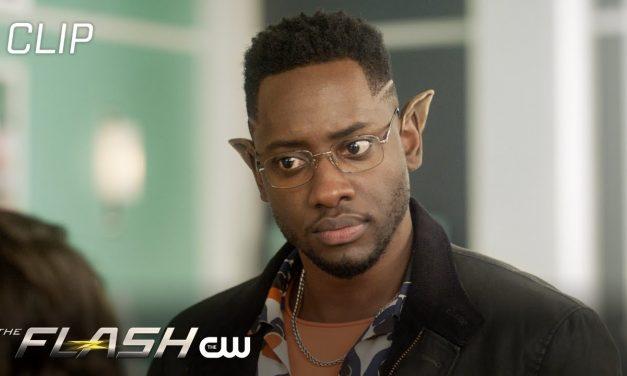 The Flash | Season 7 Episode 14 | Allegra Wants To Save Esperanza Scene | The CW