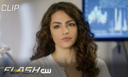 The Flash   Season 7 Episode 14   Caitlin And Chester Want To Save Esperanza Scene   The CW