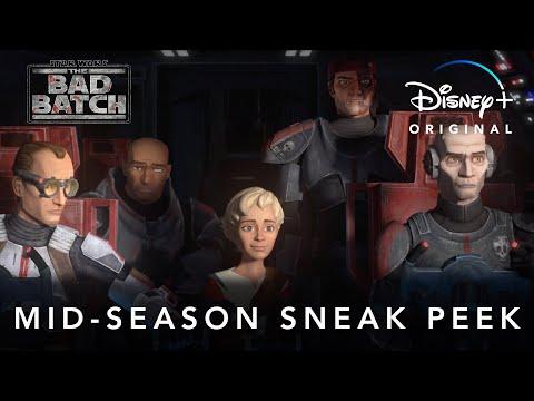 Mid-Season Sneak Peek | Star Wars: The Bad Batch | Disney+