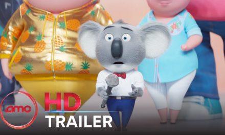 SING 2–Debut Trailer (Matthew McConaughey, Reese Witherspoon, Scarlett Johansson) AMC Theatres 2021