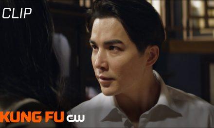 Kung Fu | Season 1 Episode 9 | Kerwin Tan Scene | The CW