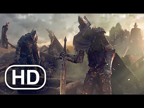 Rise Of The Ancient Ones Scene 4K ULTRA HD – Dark Souls Cinematic