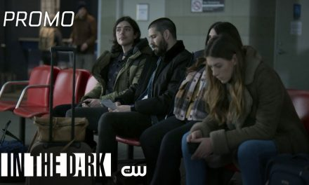 In The Dark | Season 3 Episode 2 | I Know What You Did Last Night Promo | The CW