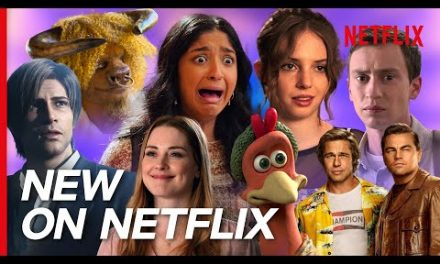All The Best New Things Coming To Netflix in July 2021 | Atypical, Sexy Beasts, Fear Street