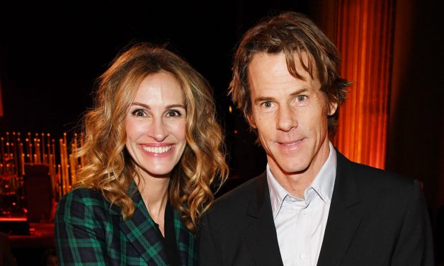 Julia Roberts' Husband Danny Moder Shares Rare Video of Their 14-Year-Old Son Henry!