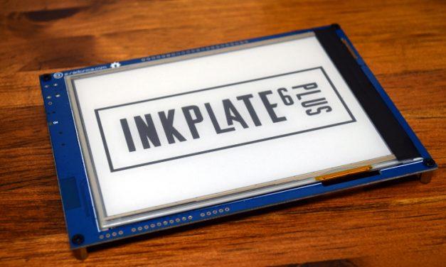 Review: Inkplate 6PLUS