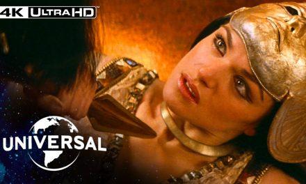 The Mummy Films | 7 Minutes of Rachel Weisz Being a Badass in 4K HDR